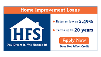 HFS Financing Available